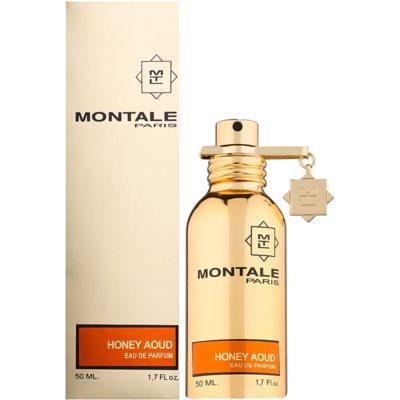 Montale Honey Aoud Eau de Parfum unissexo