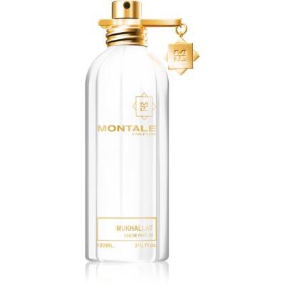 Montale Mukhallat eau de parfum mixte