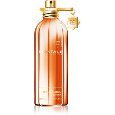 Montale Orange Aoud Eau de Parfum unissexo
