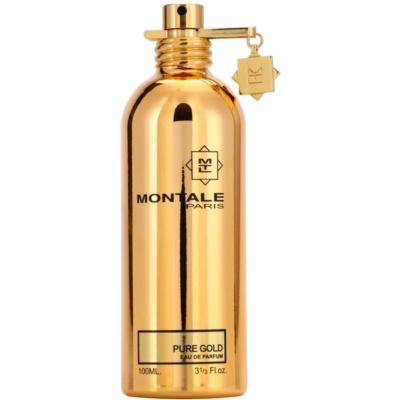 Montale Pure Gold eau de parfum teszter nőknek