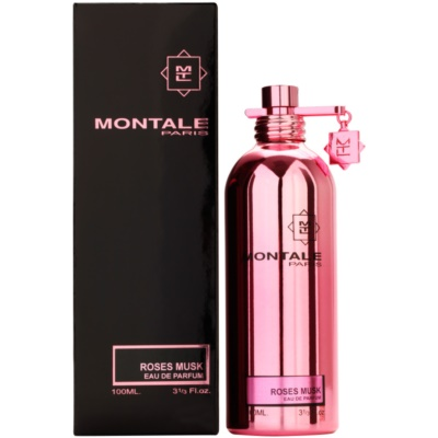 Montale Roses Musk Eau de Parfum voor Vrouwen