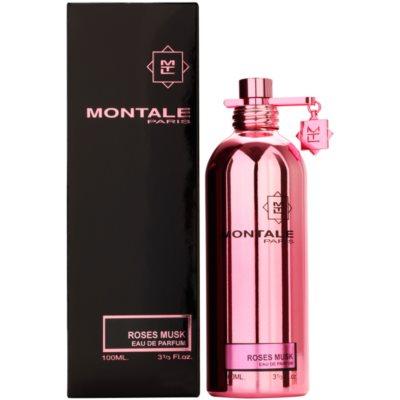 Montale Roses Musk парфумована вода для жінок