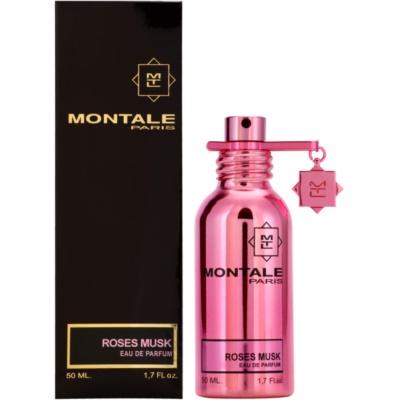Montale Roses Musk Parfumovaná voda pre ženy