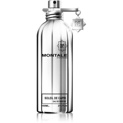 Montale Soleil De Capri eau de parfum mixte