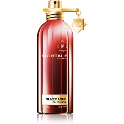 Montale Sliver Aoud eau de parfum férfiaknak