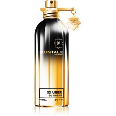 Montale So Amber parfumska voda uniseks