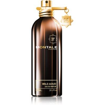 Montale Wild Aoud eau de parfum mixte