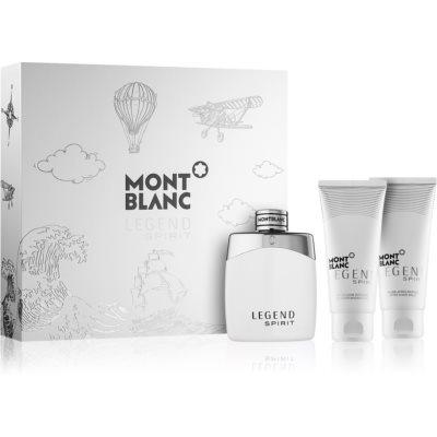 Montblanc Legend Spirit coffret cadeau IV.