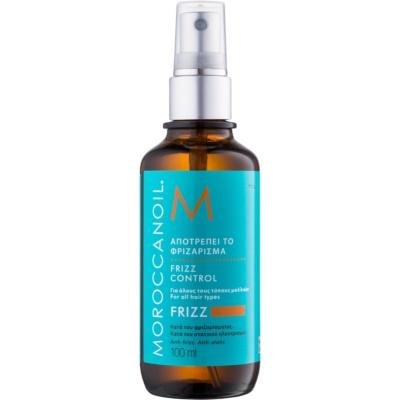 Spray gegen strapaziertes Haar