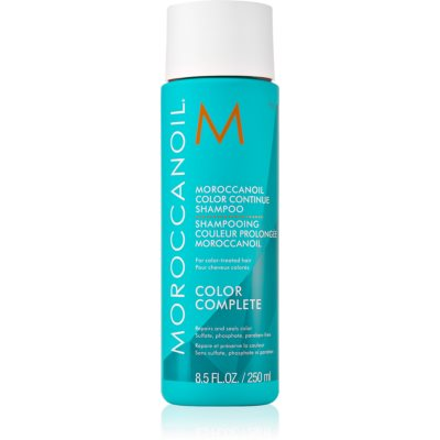 Moroccanoil Color Complete champô para proteção dos cabelos pintados