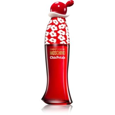 Moschino Cheap & Chic Chic Petals eau de toilette da donna
