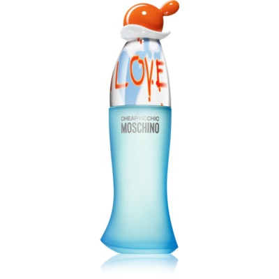 Moschino I Love Love Eau de Toillete για γυναίκες