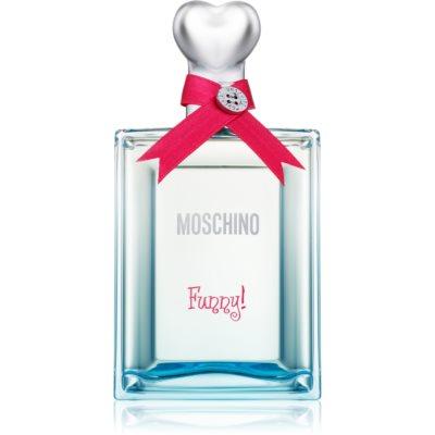 Moschino Funny! туалетна вода для жінок