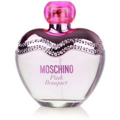 Moschino Pink Bouquet eau de toilette da donna