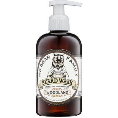 šampon na vousy