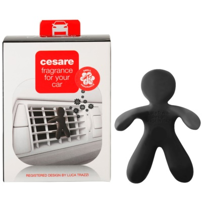 Mr & Mrs Fragrance Cesare Cedar Wood Car Air Freshener  I.