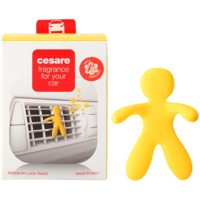 Mr & Mrs Fragrance Cesare Vanilla Car Air Freshener  I.