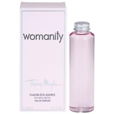 eau de parfum pour femme 80 ml recharge