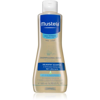 Mustela Bébé Gentle Shampoo For Children From Birth