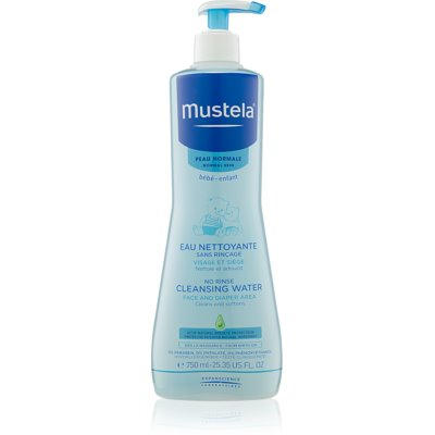 Mustela Bébé PhysiObébé Cleansing Water for Kids