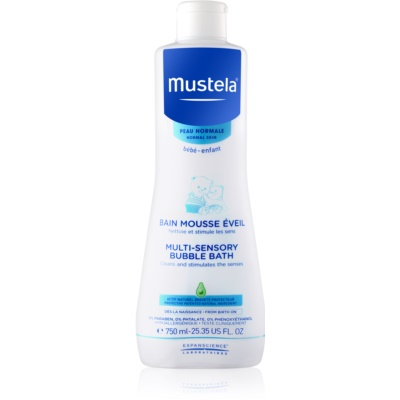 Mustela Bébé Bain Bath Foam For Kids