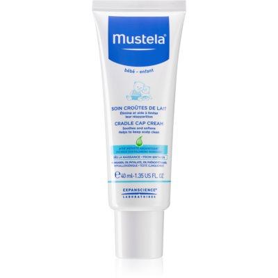 Mustela Bébé Cradle Cap Cream