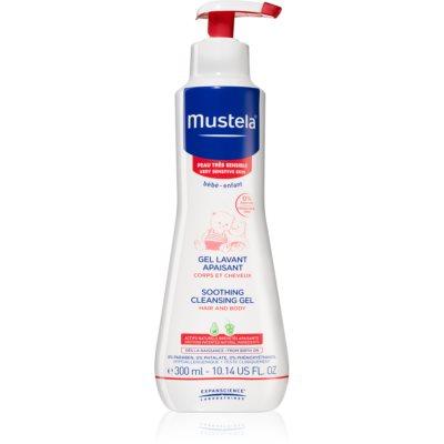 pomirjevalni čistilni gel za otroke od rojstva