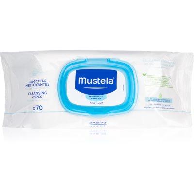 Mustela Bébé maramice za čišćenje za djecu
