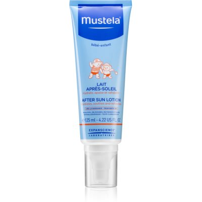 Mustela Solaires After Sun Lotion For Children From Birth