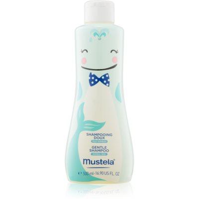 Mustela Bébé blagi šampon za djecu od prvih dana limitirana serija