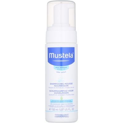 Mustela Bébé Bain Foam Shampoo For Kids