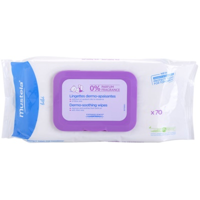 Dermo - Soothing Wipes Without Perfume