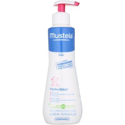 Mustela Bébé Soin leche corporal hidratante para niños