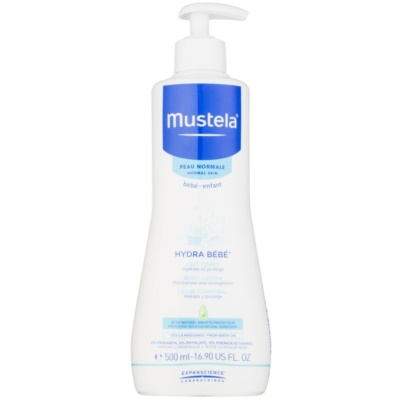 Mustela Bébé Hydra Bébé Hydrating Body Lotion For Children From Birth