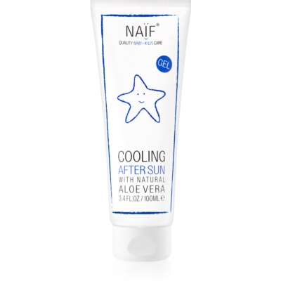 Naif Baby & Kids After Sun Cooling Gel for Kids