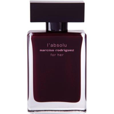 Narciso Rodriguez For Her L'Absolu eau de parfum per donna