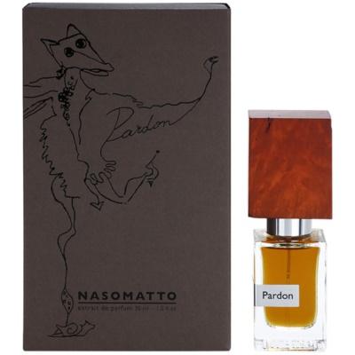 Nasomatto Pardon parfüm kivonat férfiaknak