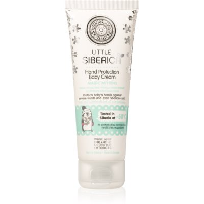 Natura Siberica Little Siberica Protective Cream For Hands for Children from Birth