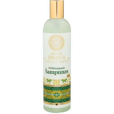 Natura Siberica Loves Lithuania shampoing hydratant