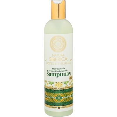 posilující šampon