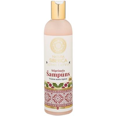 šampon za okrepitev las za lase