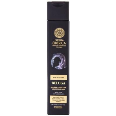 Natura Siberica Men šampón proti rednutiu a vypadávaniu vlasov pre mužov