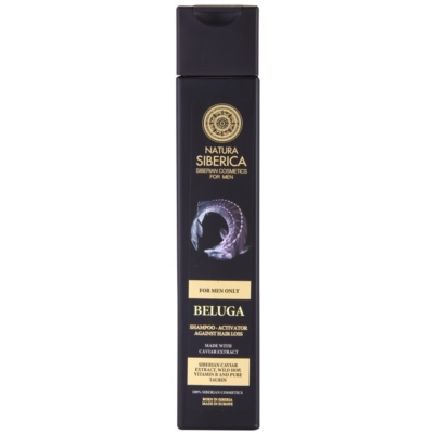 Natura Siberica For Men Only šampon protiv opadanja kose  za muškarce