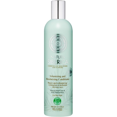 Natura Siberica Natural & Organic Moisturizing Conditioner For Dry Hair
