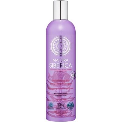 vyživující šampon pro suché vlasy