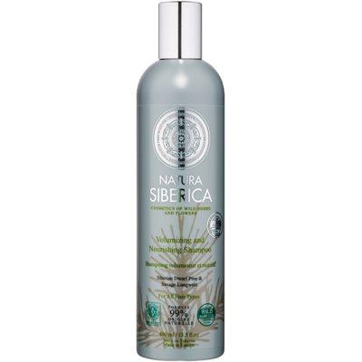 Shampoo mit ernährender Wirkung für alle Haartypen