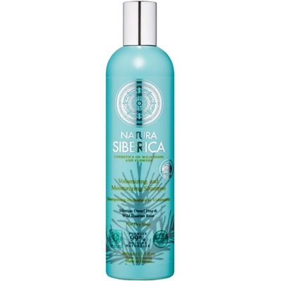 Natura Siberica Natural & Organic Moisturizing Shampoo For Dry Hair