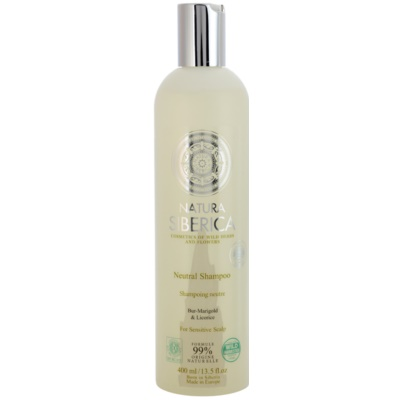Natura Siberica Neutral Shampoo For Sensitive Scalp