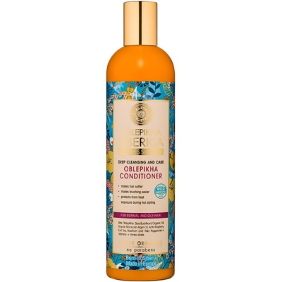 Deeply Cleansing Conditioner For Normal To Oily Hair