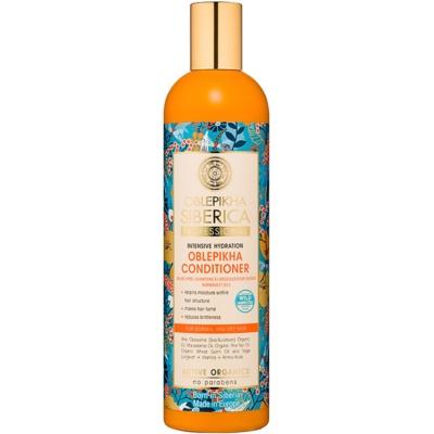condicionador hidratante para cabelo normal a seco